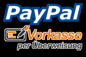 Zahlungsmethoden bei Tordalk
