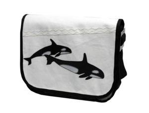 Segeltuchtasche Orcas