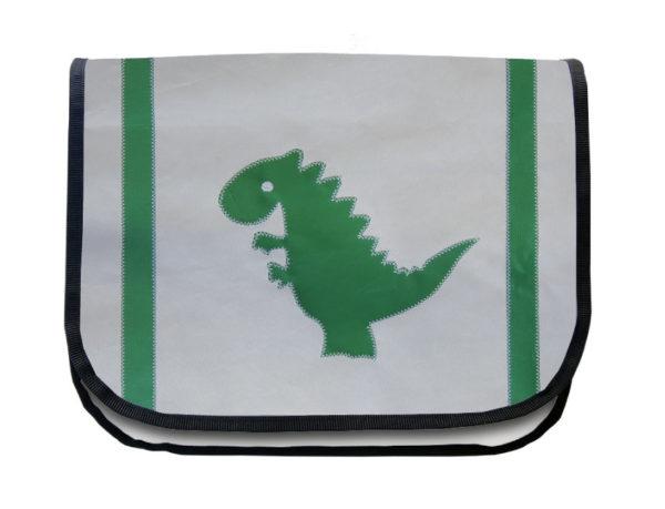 Segeltuchtasche Funny Dino