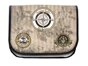 Segeltuchtasche Maritim Wappen