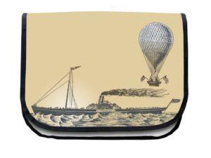 Segeltuchtasche Maritim Boot Ballon